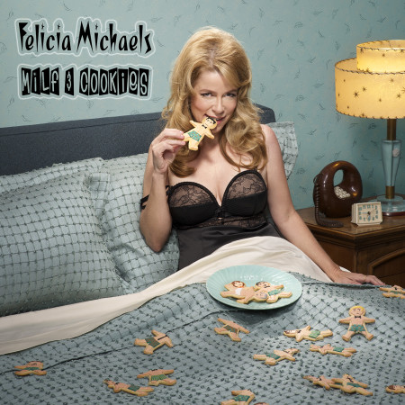 Felicia Michaels MILF & Cookies cover art