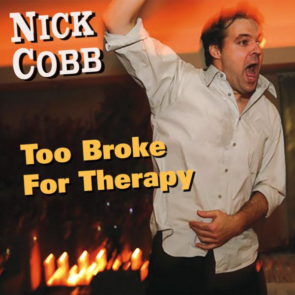 Nick Cobb Album Cover